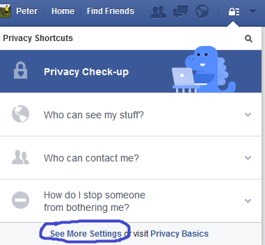 Securing Facebook