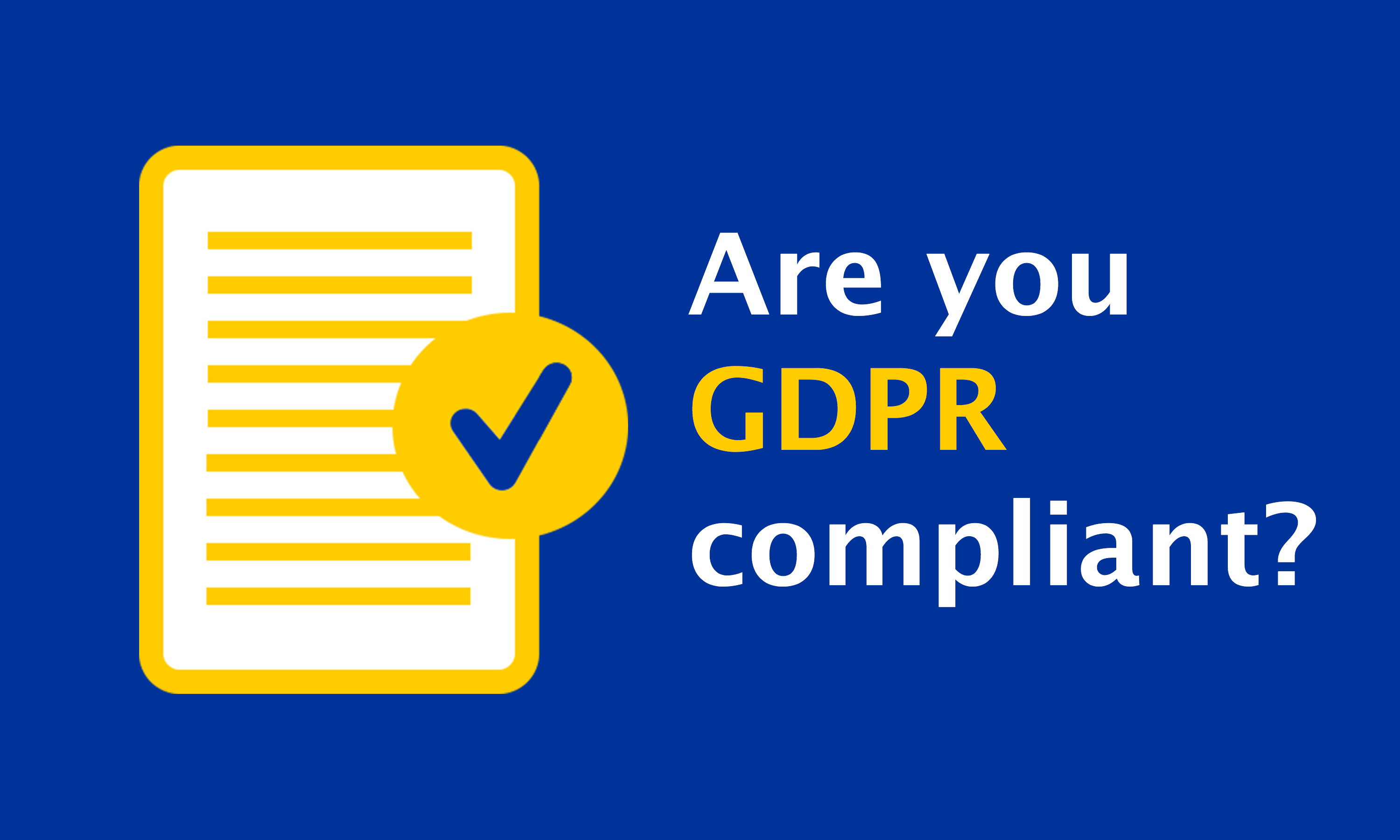 GDPR Assessments